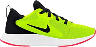 Nike Mens Legend React Fabric Low Top Lace Up