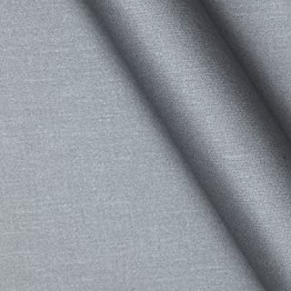 James Thompson & Co., Inc. Therma-Flec Heat Resistant Cloth Silver Fabric by The Yard