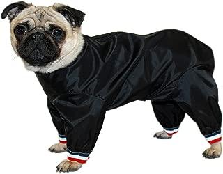 Cosipet 1/2 Leg Trouser Suit, 12-inch/ 30 cm, Black
