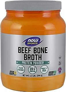 NOW® Sports Beef Bone Broth, 1.2 lbs.