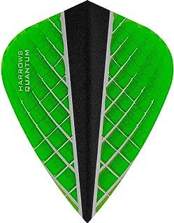 Harrows Supergrip//Quantum//Plexus//Carbon//Retina//Retina-X//Marathon, Carbono, 1 Juego Plumas para Dardos Color Plateado