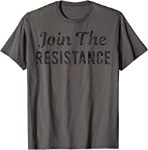 Star Wars Last Jedi Join The Resistance Typographic T-Shirt