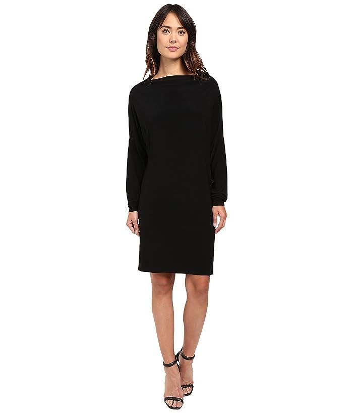 KAMALIKULTURE by Norma Kamali All In One Dress (Black) Women