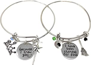 Wicked Charm Friendship Bracelet Set - For Broadway Musical Fans