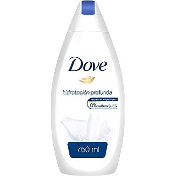 Dove Crema Ducha Reich haltige Cuidado, gel de ducha, 6 pack (6 x ...