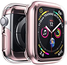 Penom Case for Apple Watch Screen Protector Series 5 Series 4 44mm, Ultra Thin iWatch..