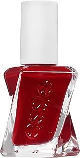 essie Gel Couture 2-Step Longwear Nail Polish, Bubbles Only, Red Nail Polish, 0.46 fl. oz.