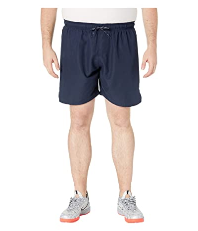 Nike Big Tall 7 Solid Vital Volley Shorts (Obsidian) Men