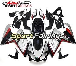 Sportfairings Injection ABS Fairing Kits For Aprilia RS4 125 RS125 2006-2011 Year 06 07 08 09 10 11 Motorcycle Body Kits Silver White Black