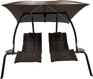 sunset swings dual recliner