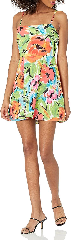 Show Me Your Mumu Women's Lauren Tie Mini Dress