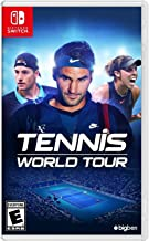 Tennis World Tour for Nintendo Switch