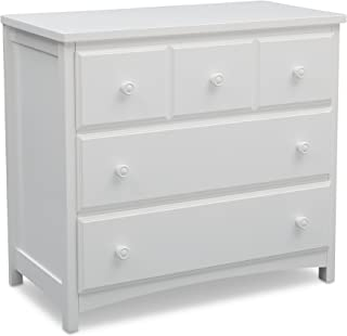 Delta Children 3 Drawer Dresser, Bianca