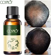 Cosprof Hair Growth Essence Oil Professional Salon Hairstyles Keratin Hair Care Styling Products Anti Hair Loss Dense, 30ml