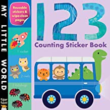 123 Counting Sticker Book (My Little World) PDF