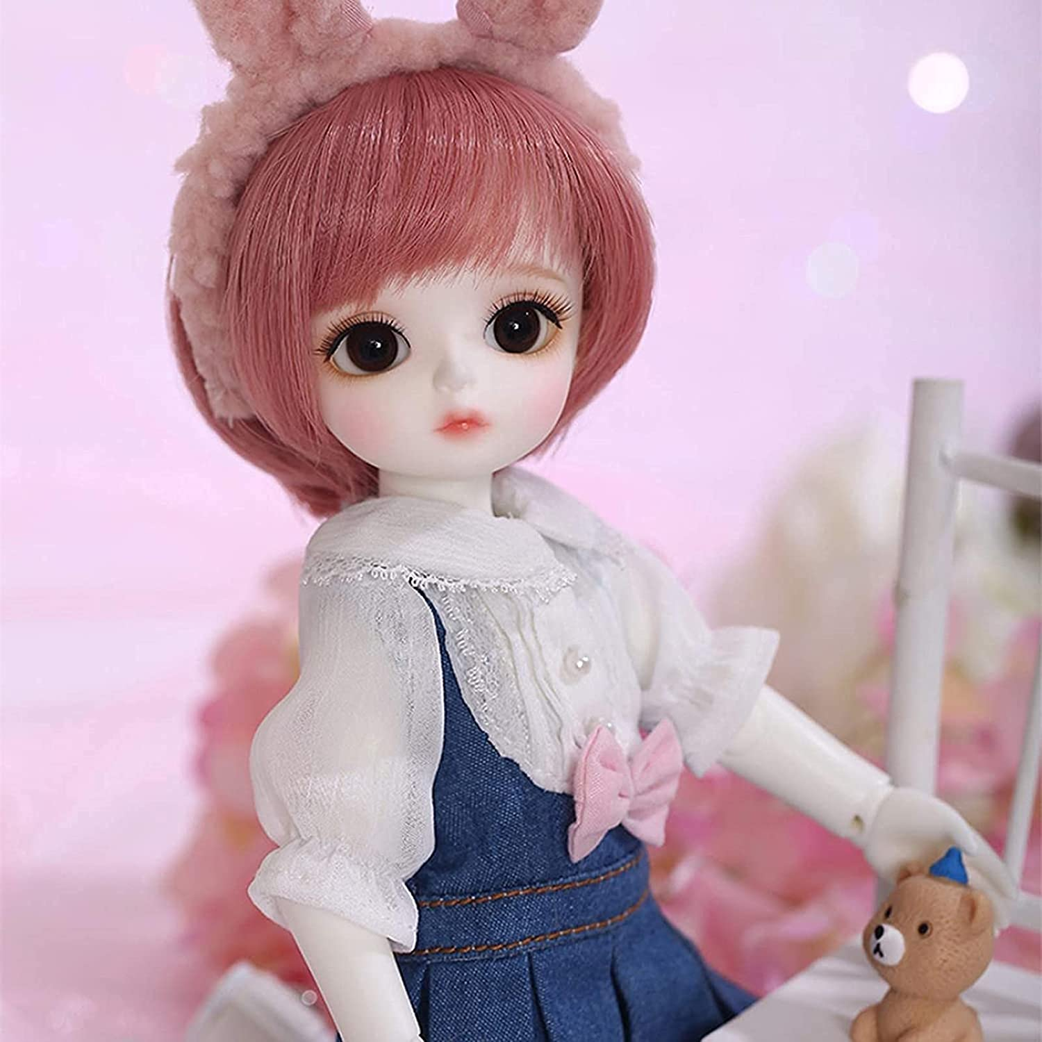 1 70% OFF Ranking TOP12 Outlet 6 BJD Doll 26cm Fashion Style SD Ball Do Movable Jointed Dolls