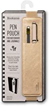 IF- Bookaroo Pen Pouch for Books- Gold