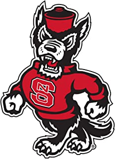 North Carolina State Wolfpack NCAA Decal Sticker Car Truck Window Laptop Wall