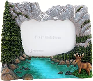 Rocky Mountain National Park Photo Frame