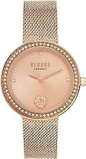 Versus Versace Analog Rose Gold Dial Women's Watch-VSPEN0919