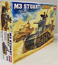 Academy 13270 British M3 Stuart Honey, 1/35 Scale Plastic Model Kit