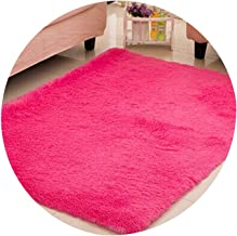 Living Room/Bedroom Rug Anti Skid Soft 150Cm 200Cm Carpet Modern Carpet Mat Purple White Pink Gray 11 Color,010,150X200Cm