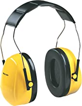 3M (Formerly Aearo) H9A Peltor Optime 98 Over-The-Head Earmuffs, English, 8.437 fl. oz, Plastic, 3.8q
