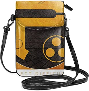 WLTRQQRLXG Periphery III Select Difficulty Roomy Pockets Series Small Crossbody Bags Cell Phone Purse Wallet for Women