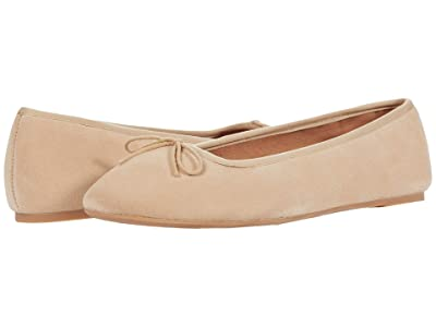 Soludos Darby Ballet Flat (Sand) Women