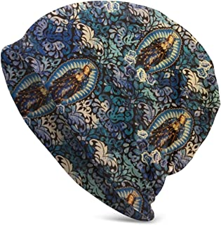 TOLUYOQU Slouchy Beanie for Men Women - Unisex Skull Cap Summer Winter Warm Daily Knit Hat