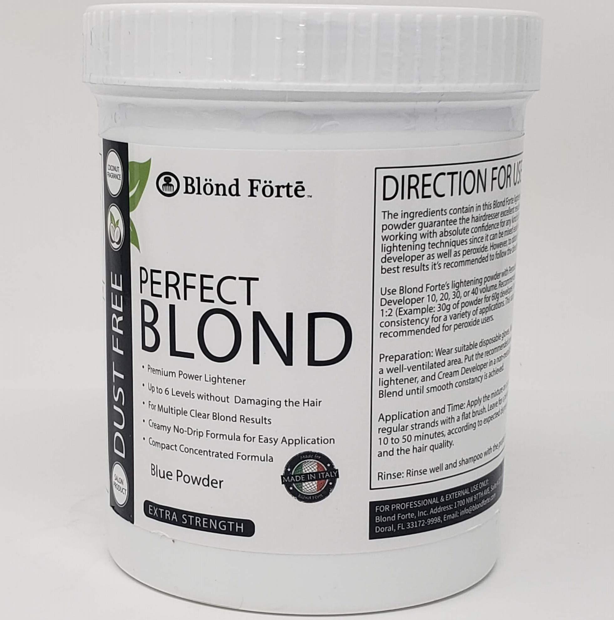Perfect Blond Strength Professional Lightener