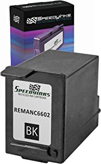 Speedy Inks Remanufactured Ink Cartridge Replacement for HP C6602A (Black)