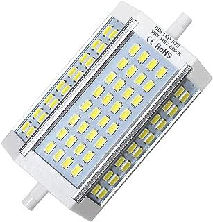 R7s LED 118mm, 110V J Type Double Ended J118 LED Bulbs, 30W (200-250W Halogen Bulb Replacement), Dimmable 2700 Lumen Daylight 6000K Floodlight
