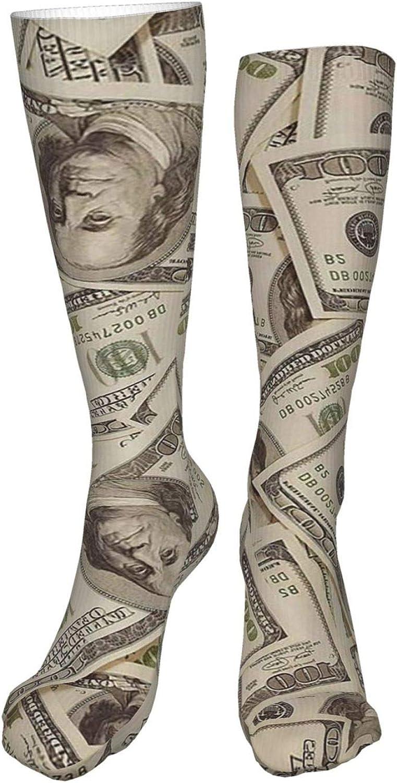 American Dollar Women Premium High Socks, Stocking High Leg Warmer Sockings Crew Sock For Daily And Work