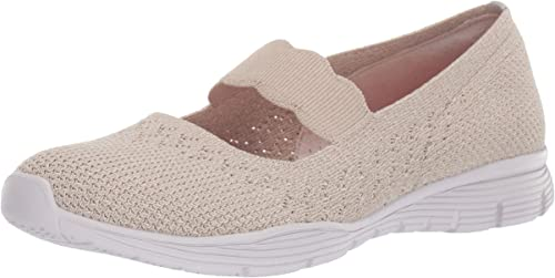Skechers Seager Seager - Power Hitter - Engineerouge Knit Mary Jane, Seager - Power Hitter - Babies en Tricot Technique Femme  magasin fashional à vendre