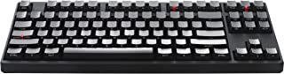 CM Storm QuickFire Stealth - Compact Mechanical Gaming Keyboard with CHERRY MX BLUE Switches and Covert Keycaps