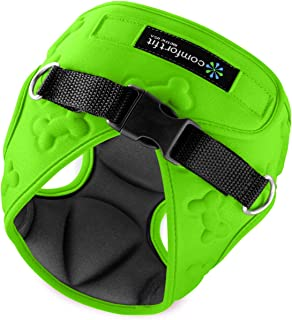 Metric USA ● No Pull Small Dog Harness Vest ● Easy to Put on & Take Off ● Soft Padded Interior & Exterior Puppy Harness ● Ensures Your Dog is Snug & Comfortable