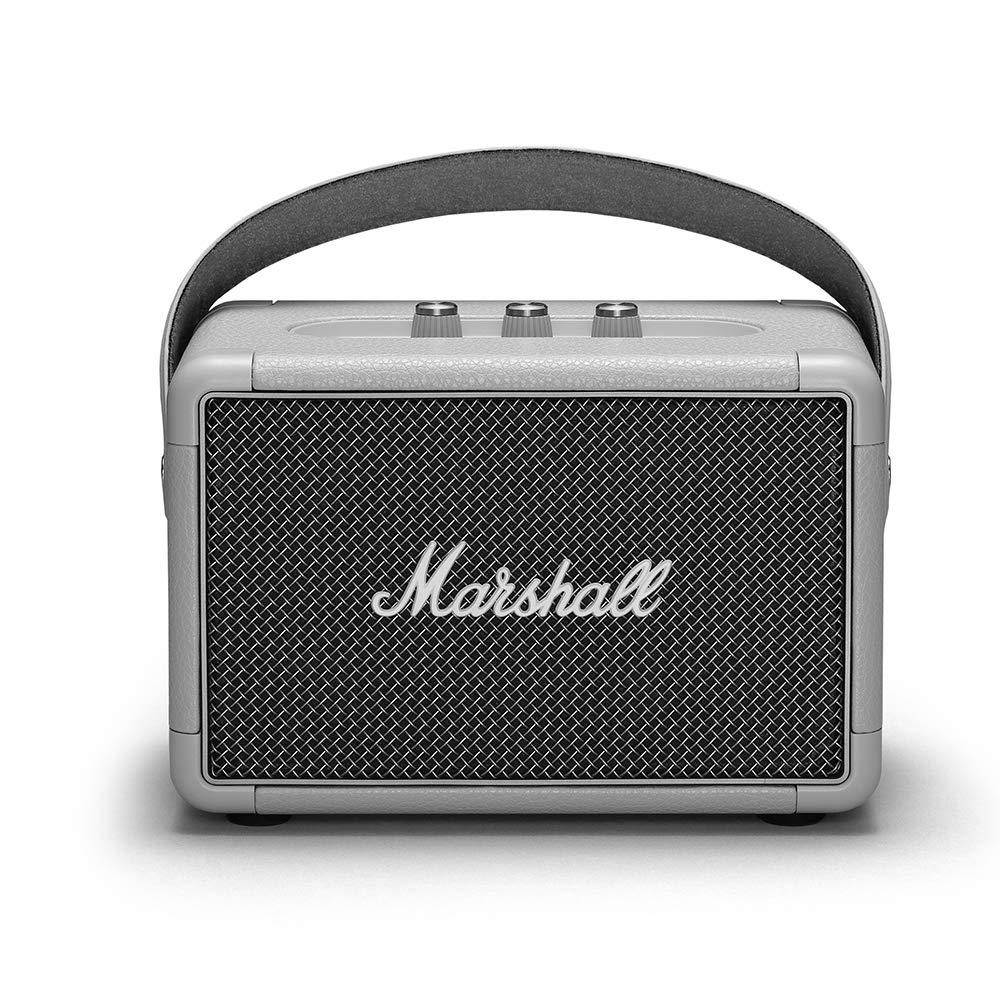 마샬 킬번 II 포터블 블루투스 스피커 - 그레이 (리미티드 에디션) Marshall Kilburn II Portable Bluetooth Speaker - Limited Edition Gray