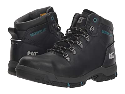 Caterpillar Mae Steel Toe WP (Black) Women