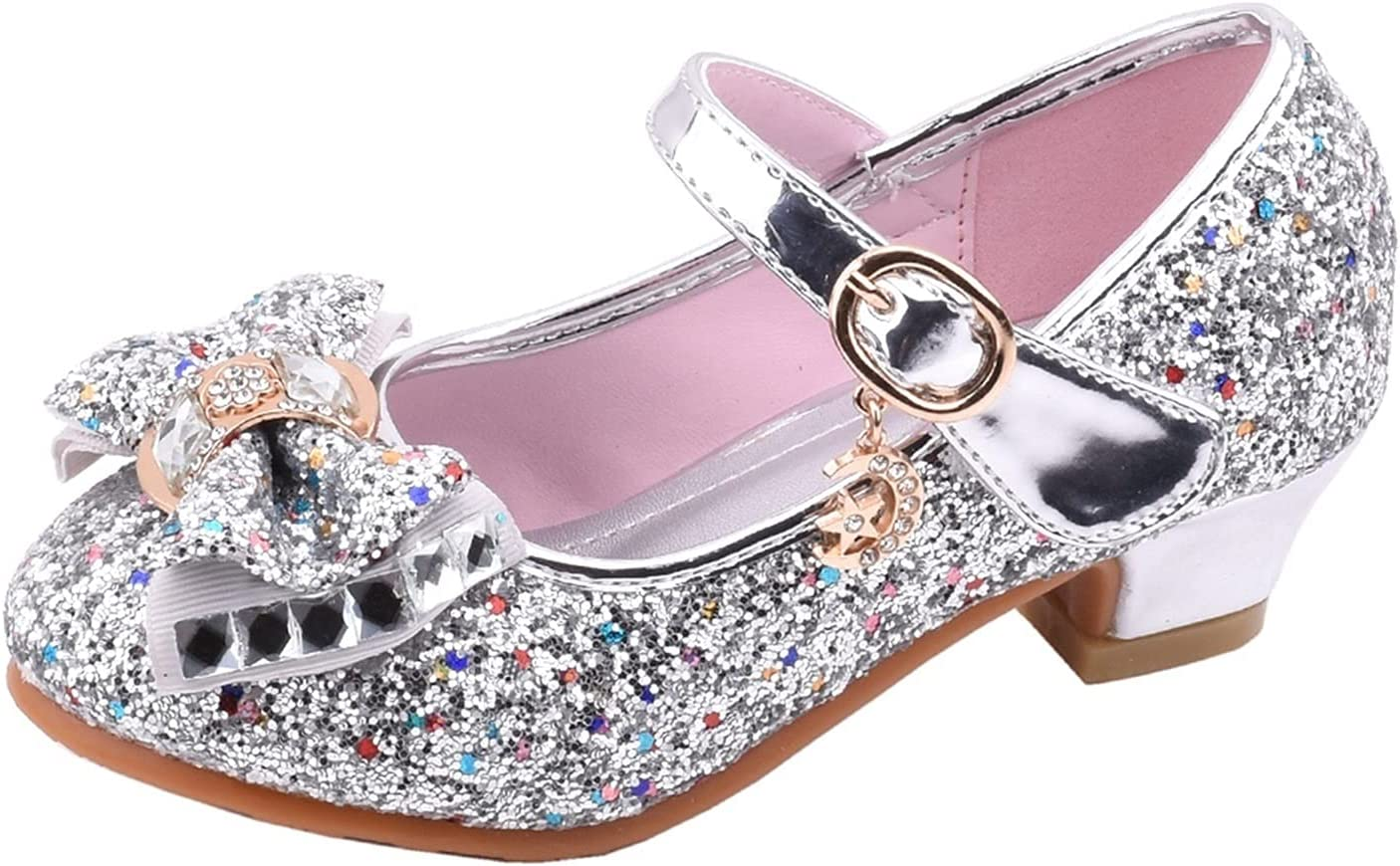 Bownot Princess Houston Mall Sandals Infant New Shipping Free Shipping Kids Bow Bling Crystal Baby Girls