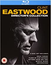 Clint Eastwood: The Director's Collection [Blu-Ray] (Region Free)