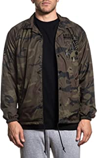 Camo Centerfield Jacket (XLarge)