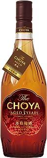 チョーヤ梅酒 The CHOYA AGED 3YEARS [ 720ml ]