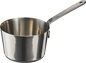 WINCO Mini Sauce Pan, Silver