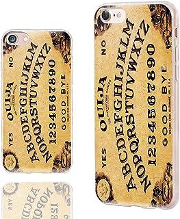 iPhone 8 Case Cute,iPhone 7 Case Cool,ChiChiC [Orignal Series] Anti-Scratch Slim Flexible Soft TPU Rubber Cases Cover for ...