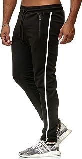 Men's Jogging Sweat Pants Sports Trousers H2509