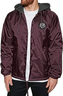 Independent Men's Thrasher Pentagram Hooded Windbreaker Jackets