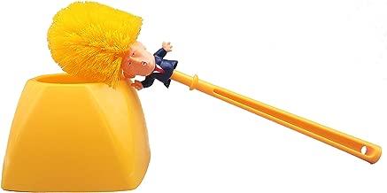 Trump Toilet Brush Donald Trump, Original Trump Toilet Brush Set, Make Toilet Great Again, Commander in Crap (Toilet Brush + Base) Prod