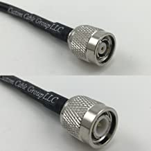 10 feet RFC240 KSR240 RP-TNC MALE to TNC MALE Pigtail Jumper RF coaxial cable 50ohm High Quality Quick USA Shipping