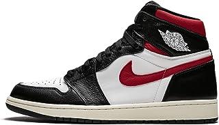 Jordan Hombres Air Jordan 1 Retro Alto OG Gym Rojo